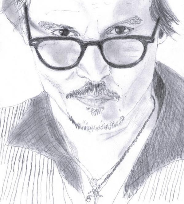 Johnny Depp par BonBon